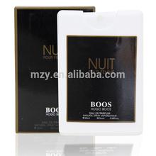 perfumes originales de las marcas de luca bossi 2014