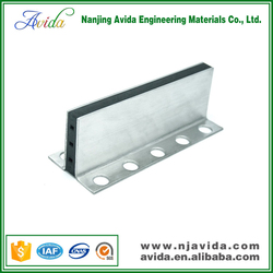 stainless steel movement joint of concrete joint sealer