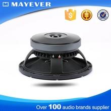 "10ND350 guangzhou speakers woofer 10"" neidymium 10 inch dj woofer audio speaker for night club/disco"