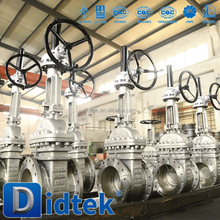 Didtek Top Quality Petroleum light flat gate valve