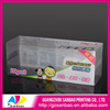 Sales Professional Printing Colourful Transparent Plastic Packaging Box For Pakaging