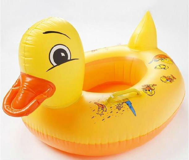 Les prophètes .... - Page 3 Giant-PVC-Swimming-Duck-Ring