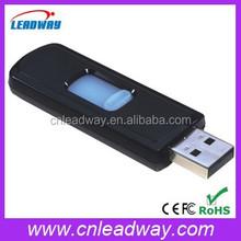 Bulk sale logo branding USB flash drive,sliding usb gift
