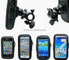 Bike Cycling Frame Pannier Pouch Bag For Samsung Galaxy S3 S4 S5 S6