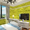 With the glow brightly design vinyl gold wallpaper