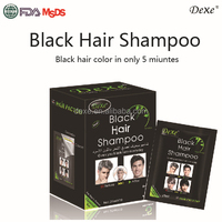Yucaitang fast black beauty hair shampoo, noni black hair shampoo