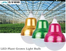 2015 Newest products LED Plant Grow Light Bulb for flowers vegetables greenhouse