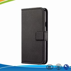 Best selling Leather Phone Case For Samsung Galaxi S6 Mobile Accessories
