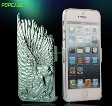 Full protector Brushed Aluminium Metal Protective Case for iphone 5 case