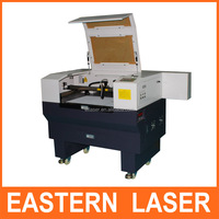 Buyer CO2 fabric laser cutting machine wood/paper/acrylic with Up and Down working table