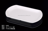 100% mealmine A5top grade wholesale cheap food tray serving tray plastic tray