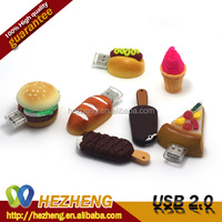 16GB Food Shape Bread USB Flash Drive