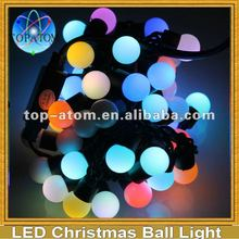 50M lenght, flexible, can e made many shape, black wire, durability home decoration led lighting