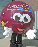 inflatable costume planet