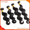 2015 best selling indian human hair virgin indian hair Body wave