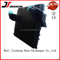 OEM air cooled aluminum radiator core material with high heat transfer