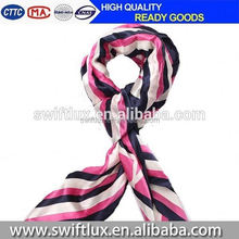 wrap beautiful voile scarf with fringe