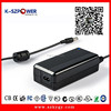 YGY power supply factory directly 2015 new hot sell k-57 72w series ygy power supply 24v 3a 12v 6a for speaker led with CE UL