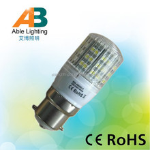 3W high brightness 220lm 48xSMD3528 b22 led bayonet light bulb 240v