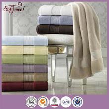 Nuevo diseño caro toallas de baño que hace la mejor toallas de baño