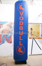 products advertising inflatable column for exhibition show