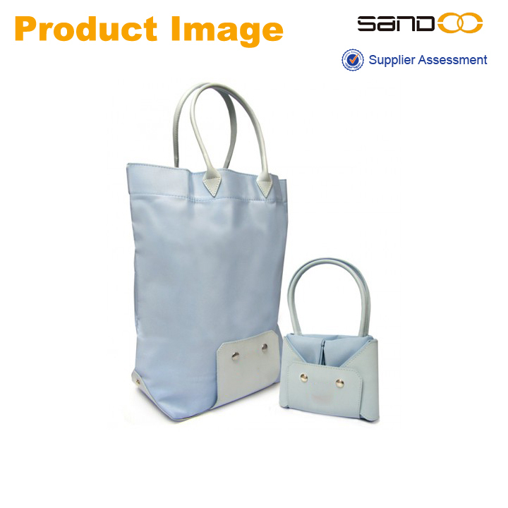 2015 New products foldable travel bag, shopper duffle bag