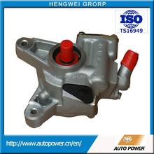 Top professional technical power steering pump for Honda