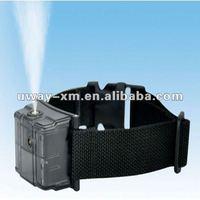 UW-DBS-001 2012 mist-spray barking-stop pet collars for dogs,dog training collars