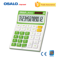 OS-9812VC colorful electronic calculator cheap