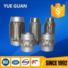 """2 3/8"""" Flexible tube/exhaust flexible tube/flexible steel pipe"""