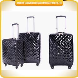 2015 professional high quality luggage suitcase bag, trolley luggage travel suitcase bag