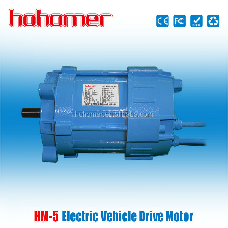 Top Quality Of Electric Car Motor 72v Ac Electric Motor