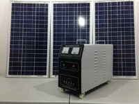 New china solar energy system/TV home solar system for home 300w