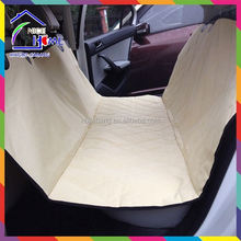 Tan no more damage from clawspeach skin 600D oxford the best nonslip backing pet seat cover