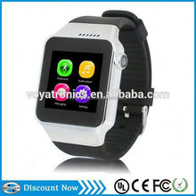 hand watch for fashion girl with bluetooth function Sync to the mobile bluetooth watch