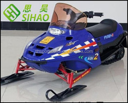 2015 new design 125cc snowmobile with CE approved new snowmobiles for sale