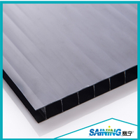 UV Protection polycarbonate plastic ceiling panels