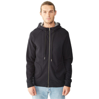 Thick Fleece long sleeve hoodie extra large hood