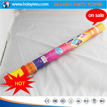spray fire machine stage light round shaped paper confetti used for wedding
