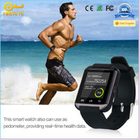 New products bluetooth 3.0 smart watch for iphone 6 for smart phone