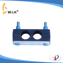 The new durable quality assurance double nylon tube clamps
