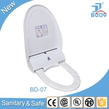 ABS Plastic Automatic Intelligent Warm Heated Toilet Seat Cover
