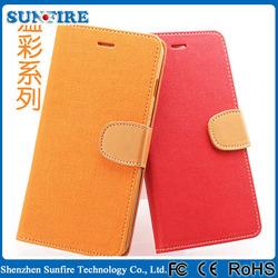 Factory wholesale price Wallet flip cover case for vivo v1