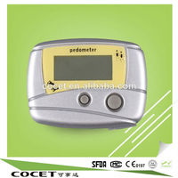 COCET pedometer with cover