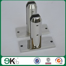 side mounted balustrade tempered glass railing stainless steel glass pool fence spigot