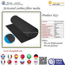 air filter/commercial spray booth activate carbon filter of air filter