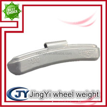 natural color pb clamp use rim weight/wheel parts
