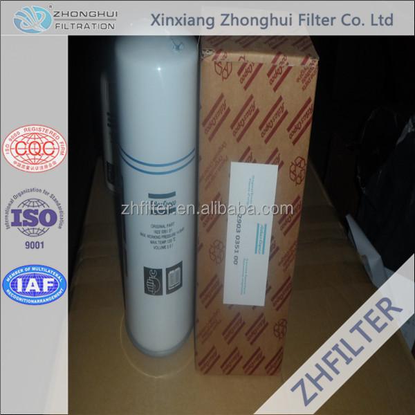 Atlas copco oil filter element 2903035100