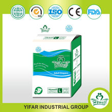 Ultra thick instant dry wholesale baby adult diaper