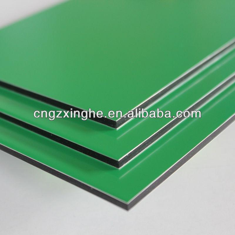 Aluminum W Panels : Aluminum plastic composite panel sandwich